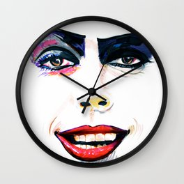 Dr. Frank-N-Furter Wall Clock