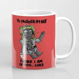 Drunk Darth Vader Coffee Mug