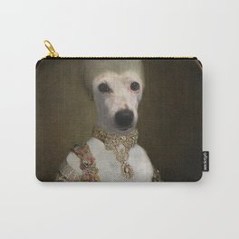 """Marie """"Chien""""toinette Carry-All Pouch"""