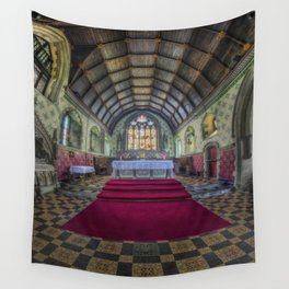 Faith Is The Victory Wall Tapestry
