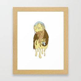 Scoops Framed Art Print