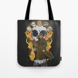 First Storm Tote Bag