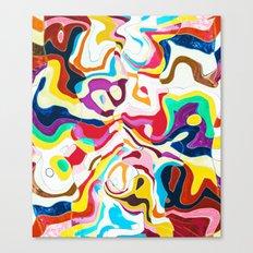 Bipolar #society6 #decor #buyart Canvas Print