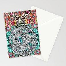 Dragon Garden Stationery Cards