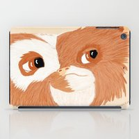 gizmo iPad Cases featuring Gizmo by ItalianRicanArt