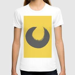 Amarelo cinza 01 T-shirt