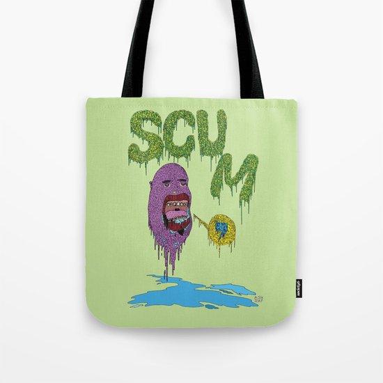 Scum Tote Bag