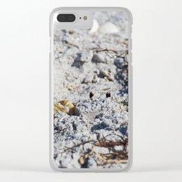 San Shroud Clear iPhone Case