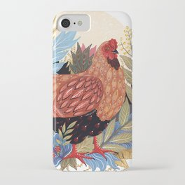 Spring Chicken iPhone Case