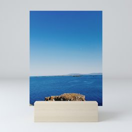 West Fjords at the Edge of the World Mini Art Print