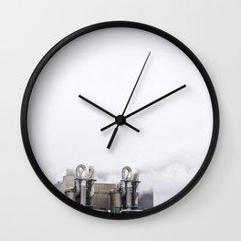 La contamination 1 Wall Clock