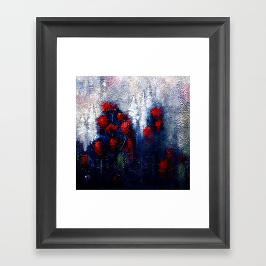 Blossoms  Framed Art Print