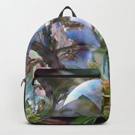 Flower bubbles Backpack