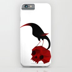 Bird and Skull Slim Case iPhone 6s