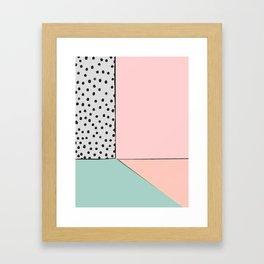 that's so 80's - Holly's home Framed Art Print