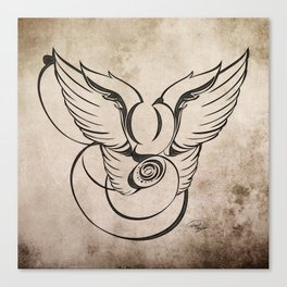 AngeloDiabolico G Canvas Print