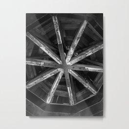 Fort Centre Metal Print