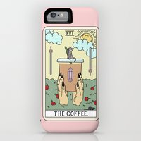 iPhone 6 Power Case featuring COFFEE READING by Sagepizza