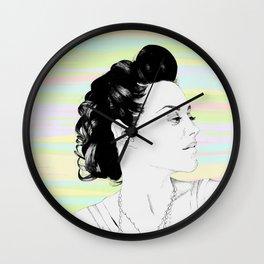Marion Cotillard POP Wall Clock