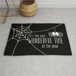 Halloween - it's the most wonderful time of the year Rug