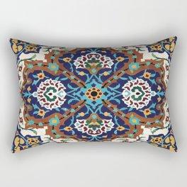 Persian Art Rectangular Pillow