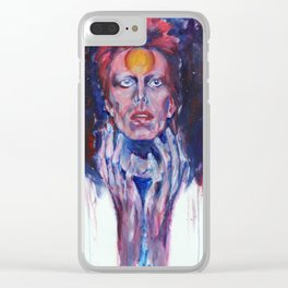 Ziggy Clear iPhone Case