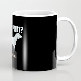 German Shorthair Pointer Hunting Hunter Gundog Coffee Mug
