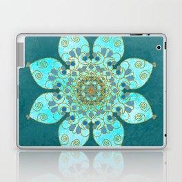 Lotus Mandala Laptop & iPad Skin