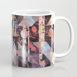 Where Does Outer Space End Coffee Mug