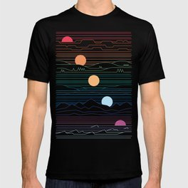Many Lands Under One Sun T-shirt