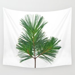 Basic Norway Pine Wall Tapestry