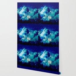 A Deep Cerulean Dream Wallpaper