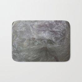 foil cloud wrinkle structured surface Bath Mat