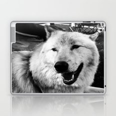 Wolf Dog Laptop & iPad Skin