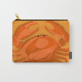 Crabe on the beach Carry-All Pouch