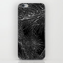 Joshua Tree Silver by CREYES iPhone Skin