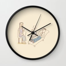 Psychotherapy in Session Wall Clock