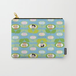 mabo & jimmy garden - blue Carry-All Pouch