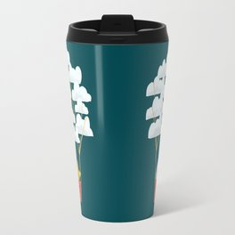 Hot cloud baloon - moon and star Travel Mug