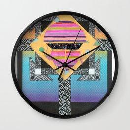 Orbital Reflex (2011) Wall Clock