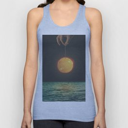Greenhouse Effect Unisex Tank Top
