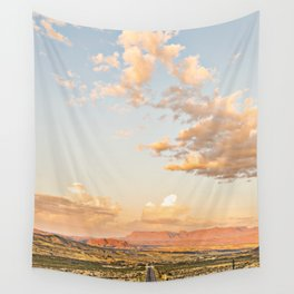 Terlingua On My Mind Wall Tapestry