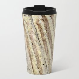 The Ladder on Devils Tower Travel Mug