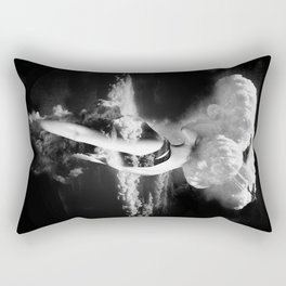 War Goddess Rectangular Pillow
