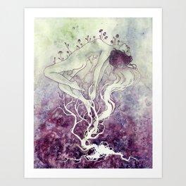 Provenance Art Print
