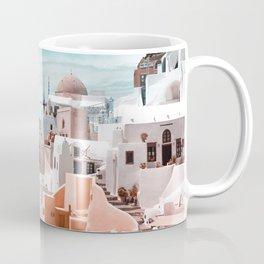 Santorini, Oia Coffee Mug