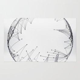 Minimal Geometric Circle Rug