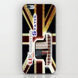 UKnighted States 4.0 iPhone Skin