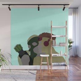 Spitfire Endgame Minimalism Wall Mural