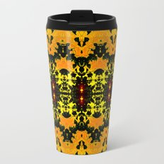 Autumnal Celebration Metal Travel Mug